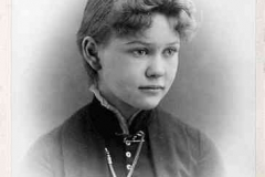 #12 Young Beatrice Tonnesen