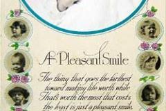 A Pleasant Smile