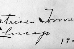 #43 Signature