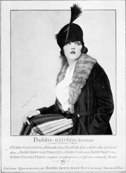 #8 1920 Dobbs Ad