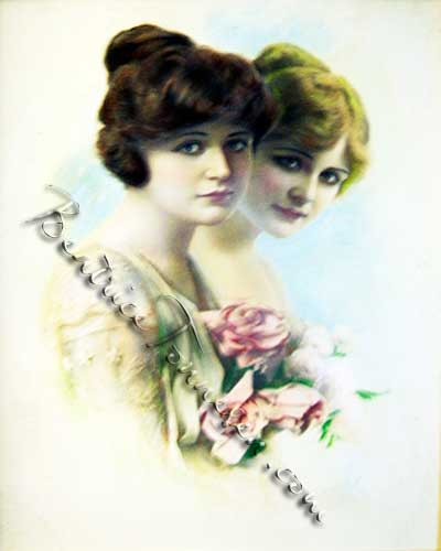 Duet by Beatrice Tonnesen
