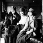 Helen Dale, Helen MacDonald, Adelyne Slavik